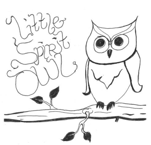 Spirit Owl-coroflot sketch
